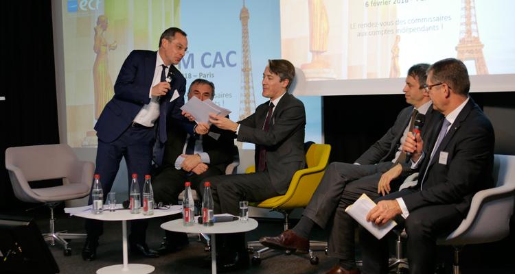 Jean-Luc FLABEAU Président d'ECF