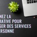 ECF SERVICES – SERVICES A LA PERSONNE – 3ème CONFINEMENT – Possibilité de réaliser les prestations à distance !