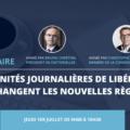 Webinaire – 01/07 – Indemnités journalières de libéraux : que changent les nouvelles règles ?